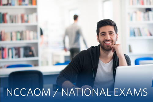 Pass the NCCAOM exams!